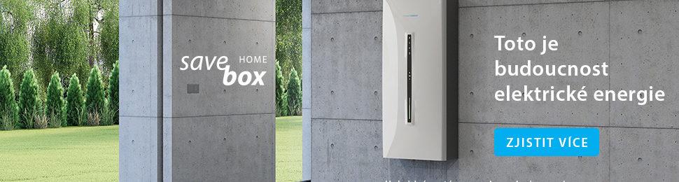 Třífázové řešení SAVEBOX Home je v reálném provozu!